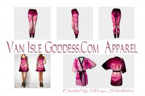 Van Isle Goddess Apparel